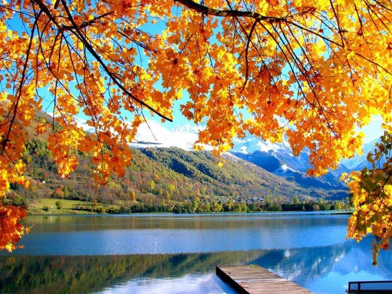 Pêche en lacs de montagne